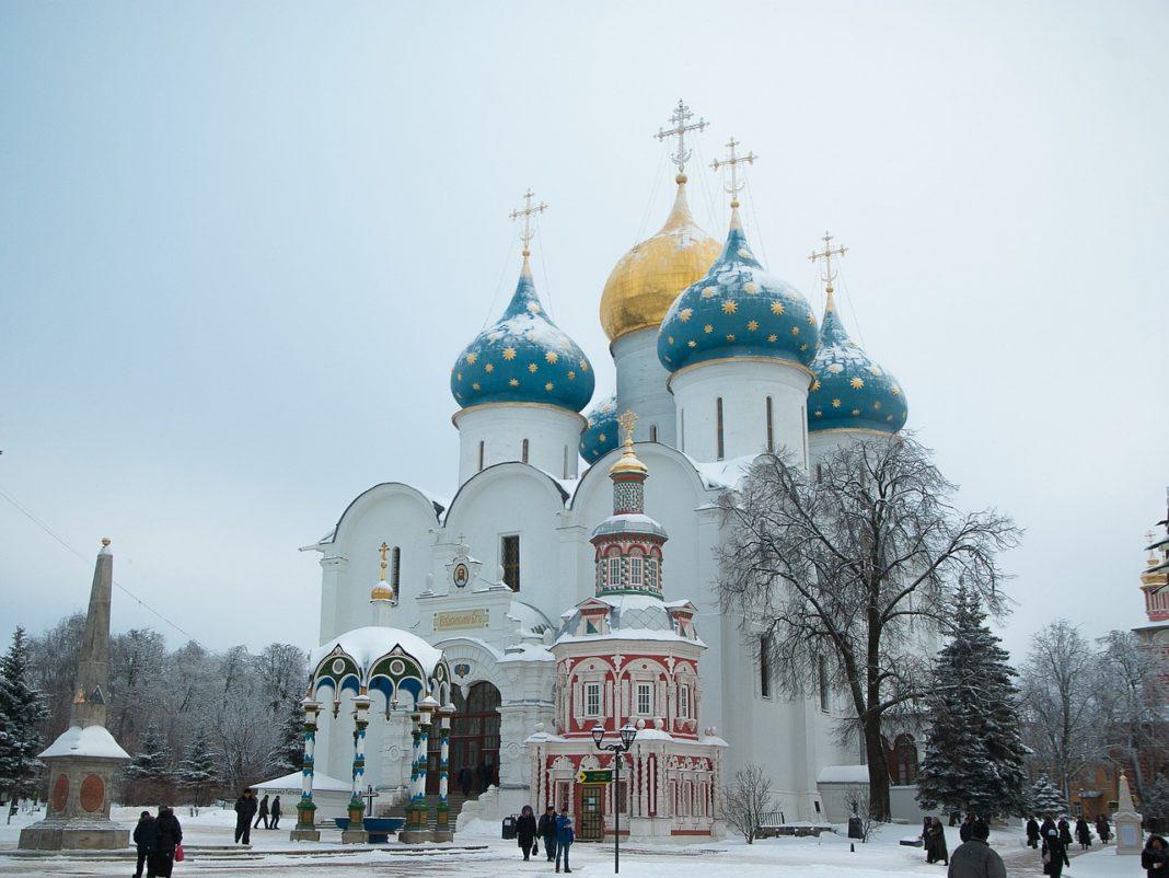 Россия. Храм