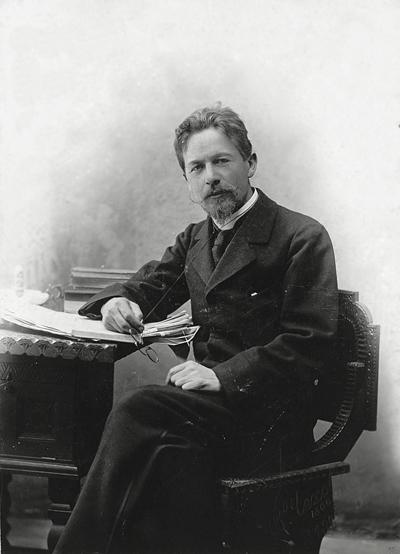 Антон Павлович Чехов. 1889 год