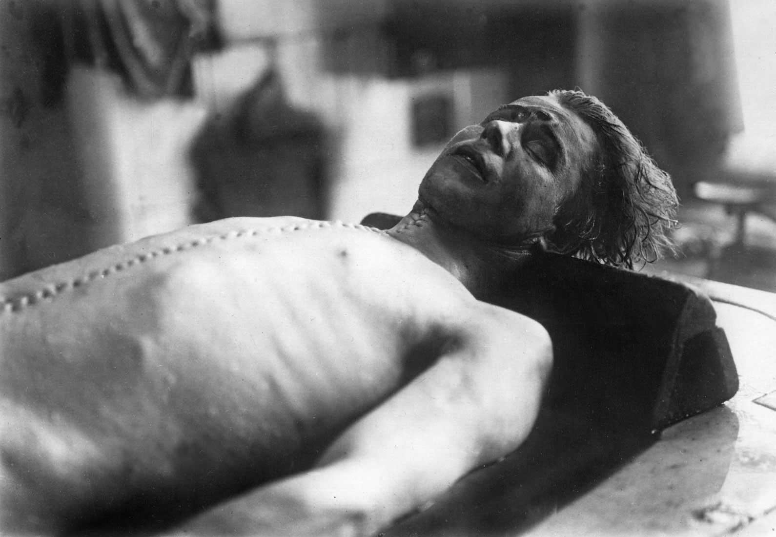 Есенин после смерти
