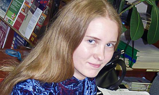 Орлова Василина