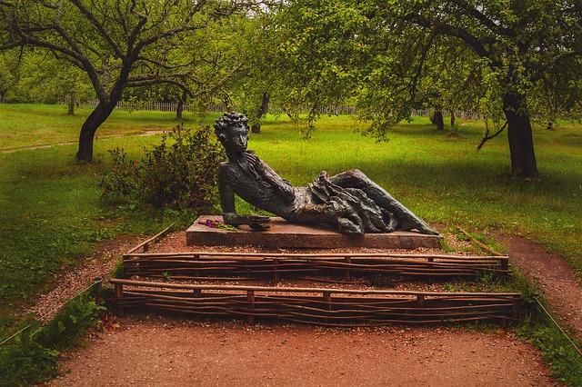 Бюро Постышева. Памятник Александру Пушкину