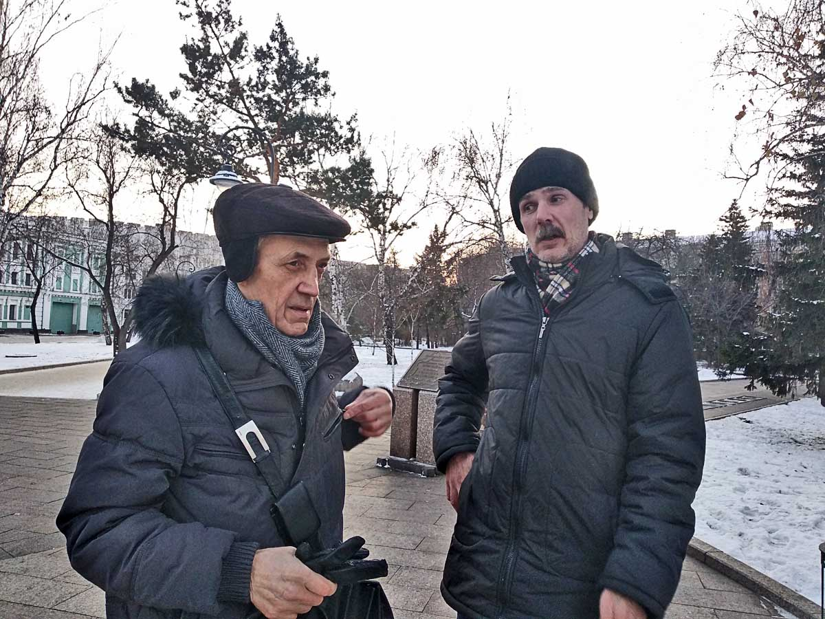 Алексей Тыцких, Виктор Богданов