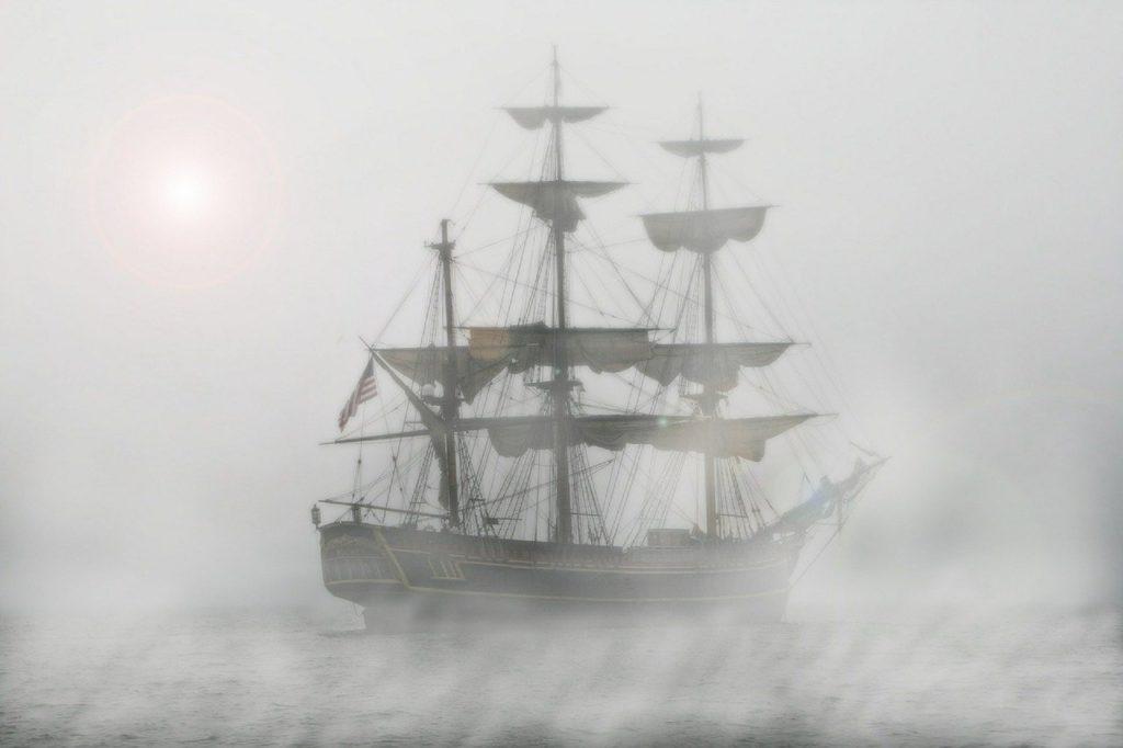 Пиратский фрегат